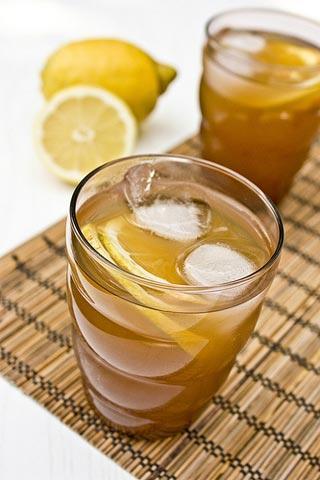 Имбирный лимонад, что может быть лучше в летнюю жару?