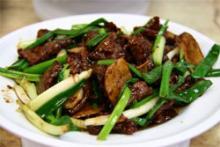 Изысканный рецепт приготовления свинины с имбирем