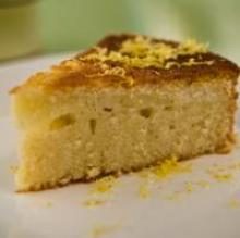 Имбирный пирог — быстрый рецепт